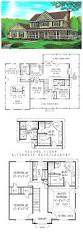 Farmhouse Floor Plan by 133 Best Floor Plans Images On Pinterest Architecture Facades