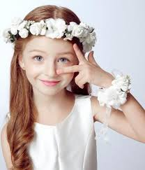 white flower headband online get cheap white flower headband crown aliexpress