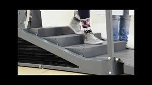 the new compact dynamic stair trainer dpe medical staircase