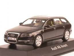 audi ebay audi a6 c6 avant phantomblack diecast model car minichs 1 43 ebay