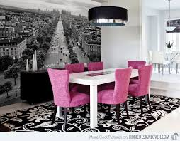 dining room murals 20 conventional dining rooms with wallpaper murals home design lover