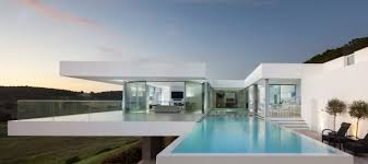 luxurious and contemporary clifftop villa in algarve portugal portugal2 luxurious and contemporary clifftop villa in algarve
