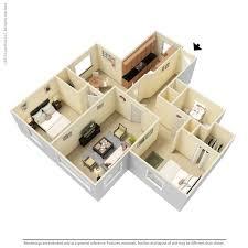 Cascade Floor Plan Cascade Park Colorado Springs Co Apartment Finder