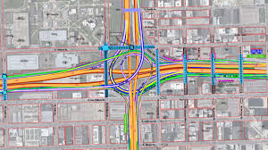 Chicago Traffic Maps by Idot Pitches Plan To Decongest Circle Interchange Nbc Chicago