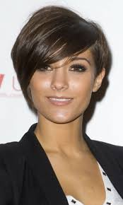 long hairstyles long pixie haircut for square face long pixie