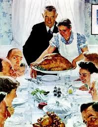 thanksgiving day feast of the last harvest