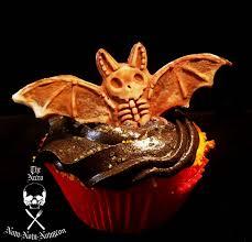 halloween recipe sweet orange u0026 chocolate lunar bat cupcakes