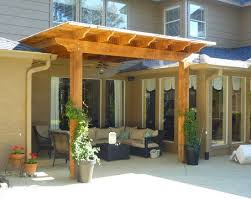 Patio Designs With Pergola by 23 Best Pergola With Roof Images On Pinterest Backyard Ideas