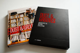 dust u0026 grooves adventures in record collecting book slipcase