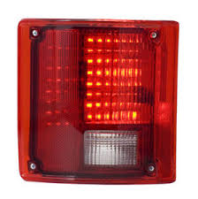 dakota digital led tail lights 73 87 chevy truck dakota digital led tail lights ebay