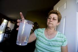 Cloudy Water From Faucet Toxic Water Threatens Neighborhood U2013 Orange County Register