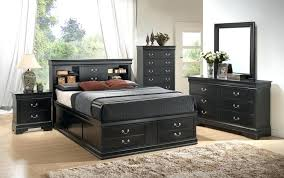 Bed Sets Black Chatham Storage Bed Adorable Bedroom Sets With Storage Black