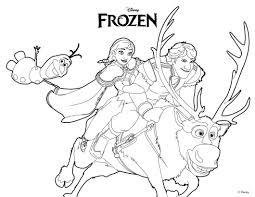 coloring pages frozen elsa frozen coloring pages sven 03 pinteres frozen coloring pages high