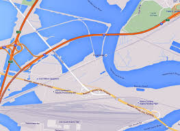 Newark Zip Code Map by Route 7 Bridge Between Jersey City And Kearny To Close Nightly
