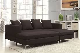 Leather Sofa Chaise Lounge by Sofas Center Excellent Largetional Sofaith Ottoman On Leather