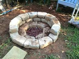 Firepit Rocks Lava Rocks For Pits Lava Rock Pit Table International