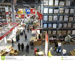 ikea marketplace ikea warehouse editorial image image of ikea department 35690380