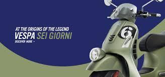 Vespa Piaggio Official Site Vespa Com
