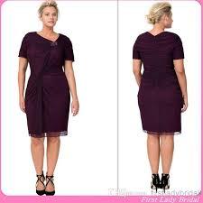 burgundy dress for wedding guest 2015 formal burgundy plus size dresses sleeves knee