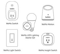 belkin wemo f5z0489 wifi enabled led lighting starter set newegg com