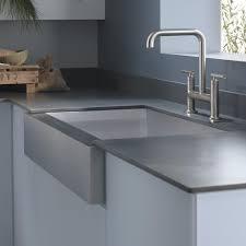 Kohler Whitehaven Sink 36 by Kohler Stainless Apron Sink Befon For