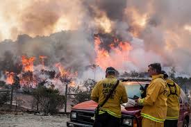 California Wildfire Ranking by Live Updates Some Evacuation Orders Lifted In Northern California
