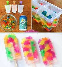 make your own gummy bears wonderful diy easy gummy popsicles