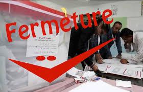 fermeture des bureaux de vote à travers le pays rtci radio