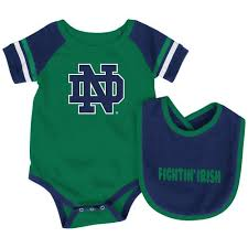 Notre Dame Bedding Sets Notre Dame Baby Clothing And Infant Gifts U2013 Babyfans