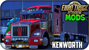 kenworth dealer kenworth t800 interior exclusivo aerocab euro truck simulator