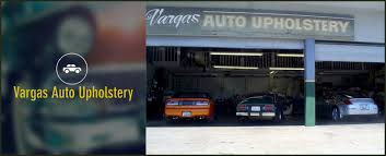 Car Upholstery Services Vargas Auto Upholstery Performs Auto Interior Cleaning In Sunnyvale Ca