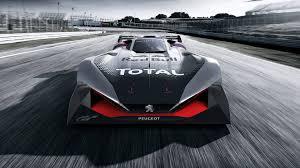 peugeot sport car peugeot l750 r hybrid revs to 10 000 rpm in gran turismo sport
