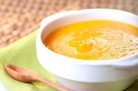 cuisiner citrouille douceur de citrouille recette cuisine de bébé