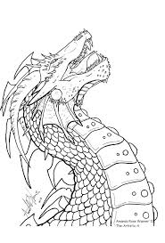 pages to color for adults dragon head cute dragons to color pinterest dragon head