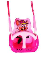 Pink Swinging Baby Chair Panda Baby Musical Swing Pink Buy Panda Baby Musical Swing