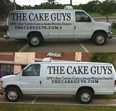 wedding cake delivery the cake guys