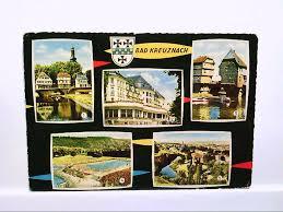 Schwimmbad Bad Kreuznach Ak Ansichtskarten Postkarten D 50000 59999 Im