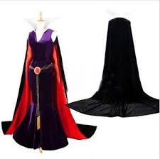 new snow white evil queen dress costume cosplay stepmother fancy