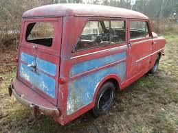 crosley car wee wagon 1950 crosley series cd super wagon