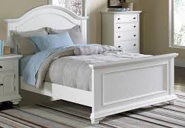brook white queen headboard footboard and rails