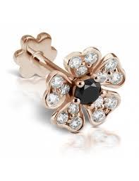 flat back earrings unique earrings unique diamond gemstone earrings tash
