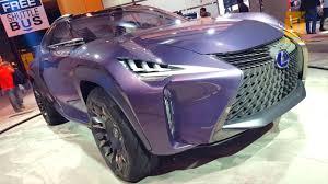 lexus deals toronto 2017 lexus ux concept suv autoshow toronto 2017 youtube