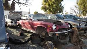 fiat spider 1981 junked 1977 fiat 124 sport spider autoweek