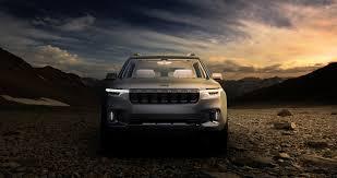 jeep concept 2017 2017 jeep yuntu concepts