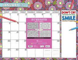 what is a desk blotter calendar 2017 color me 12 month desk blotter tf publishing 9781624388989