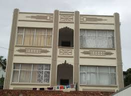 Art Deco Balcony by A Durban Maharanee U2013 Art Deco Graham Leslie Mccallum