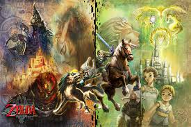 Twilight Princess Map Zelda Twilight Princess Hd Gamepad Usage Mirrored Mode With