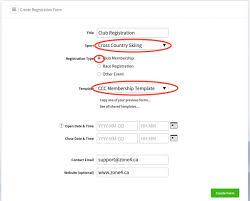 create a registration form u2013 zone4 help