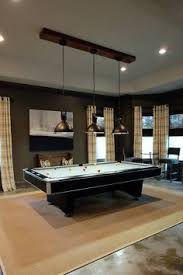 Pool Room Decor Gone Are The Dark And Dreary Basements Of 1970s Sitcoms Today U0027s