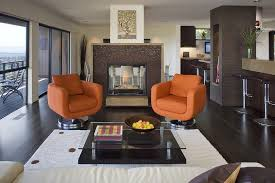 Swivel Chairs For Living Room Contemporary Modern Swivel Chair Home Office Contemporary With Attached Porch